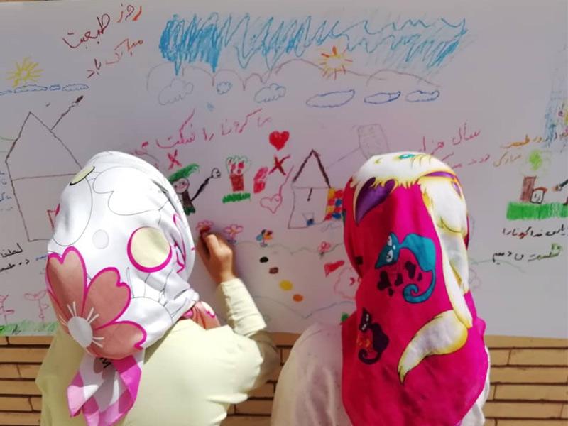 خانه کودک و نوجوان شبانه روزی گلهای موسسه خیریه نیک گامان