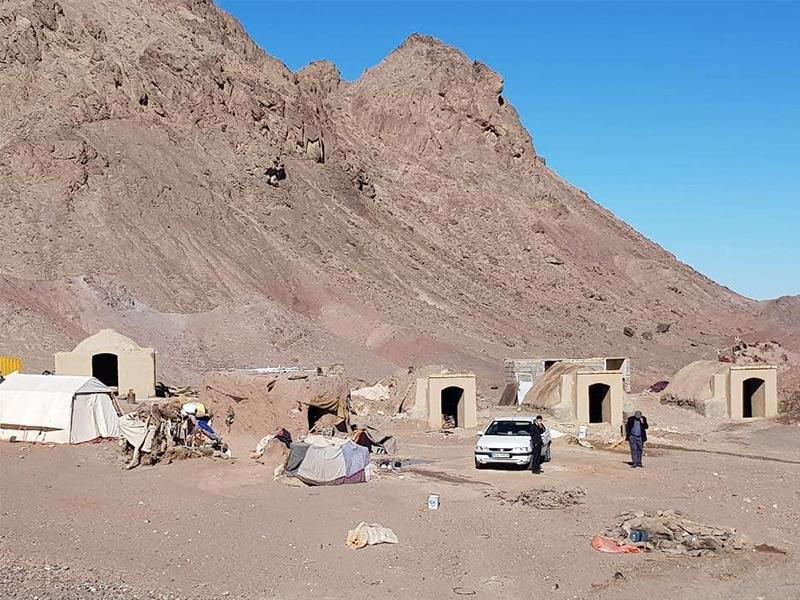 ساخت کپر در مناطق کم برخوردار استان خراسان جنوبی