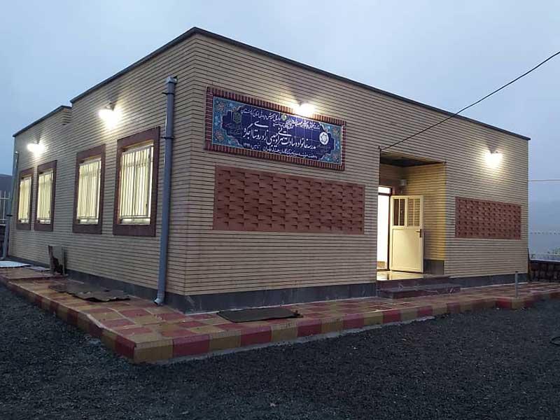 اتمام مدرسه 4 کلاسه روستای اجگره استان کردستان