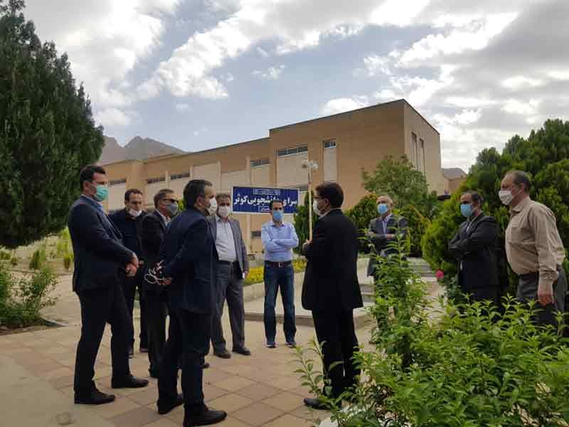 موسسه خیریه نیک گامان جمشید تکمیلِ خوابگاه دخترانه دانشگاه رازی کرمانشاه را تقبل کرد.