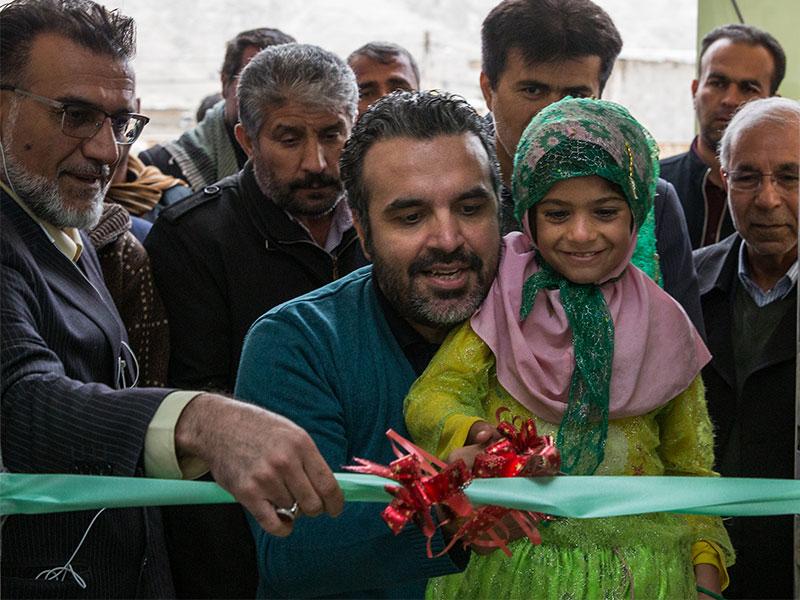 ساخت مدرسه، استان خوزستان، شهرستان باغملک، روستای سرله