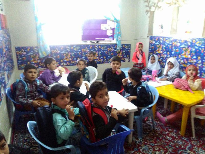 بازسازی و تجهیز روستامهد، استان کردستان، شهرستان بیجار، روستای توپ آغاج، مهد توپ آغاج