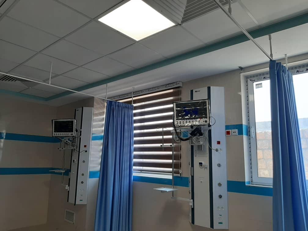 تهیه دستگاه های کمک تنفسی و مورد نیاز بیمارستان ها در بحران کرونا