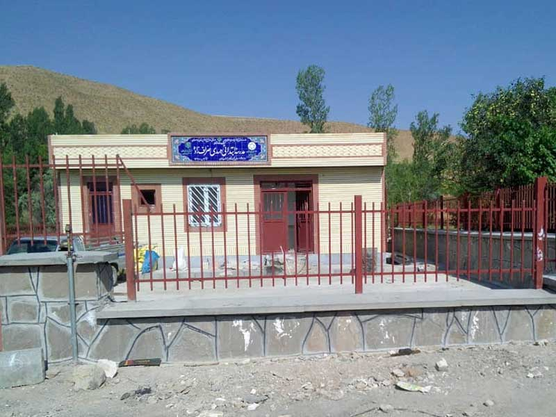 ساخت مدرسه، استان کردستان، شهرستان بیجار، روستای امیر اصلان