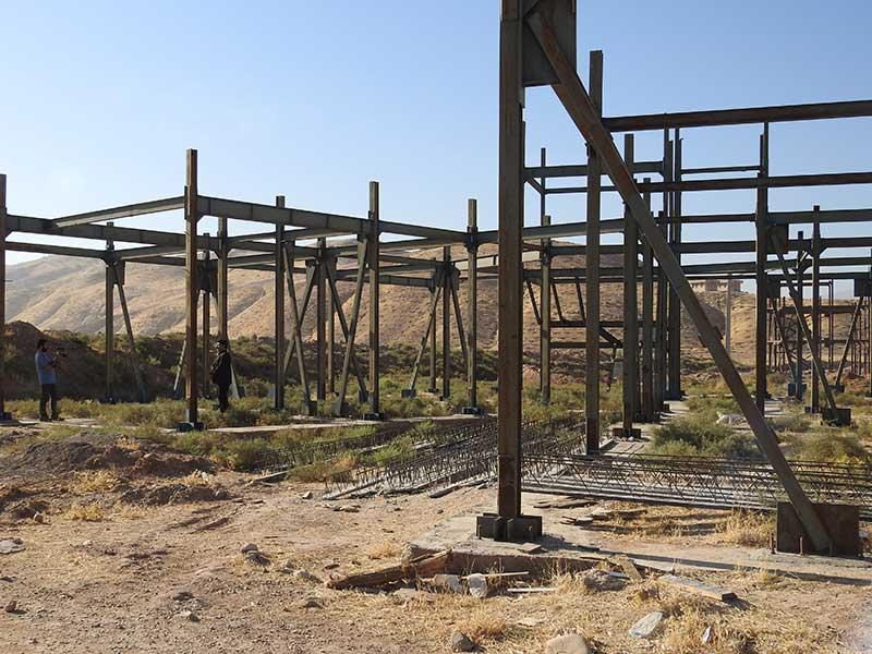 ساخت مرکز جامع توانبخشی در شهرستان پلدختر، استان لرستان