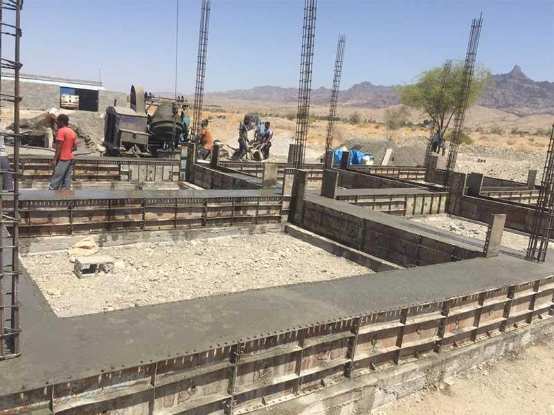 ساخت مدرسه، استان هرمزگان، شهرستان میناب، روستای زرتوجی
