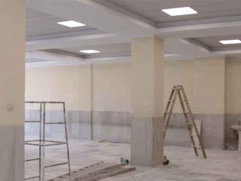 بازسازی و تجهیز بخش حرکات اصلاحی مرکز جامع توانبخشی جمعیت هلال احمر