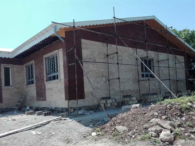 ساخت مدرسه، استان گیلان، شهرستان رشت، روستای سراوان