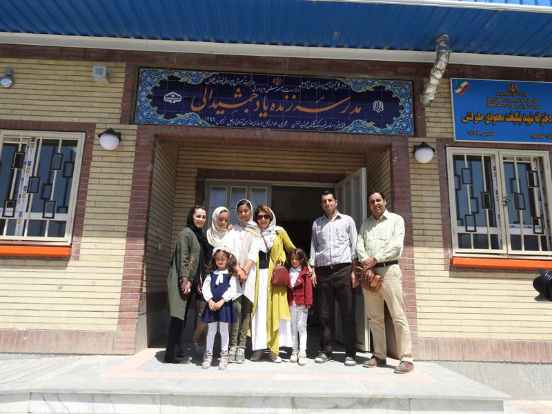 ساخت مدرسه، استان اردبیل، شهرستان خلخال، روستا طولش