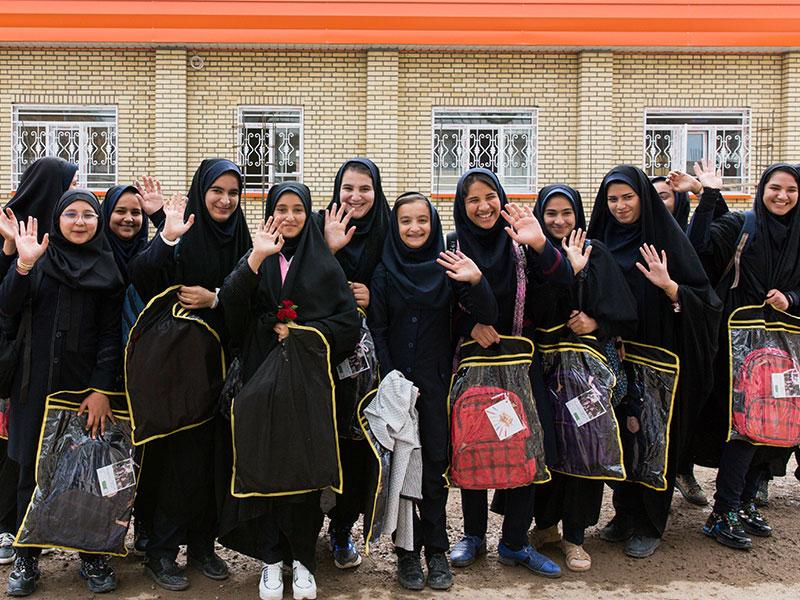 ساخت مدرسه، استان آذربایجان شرقی، شهرستان تبریز، منطقه خسروشاه، روستای نوجه ده